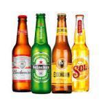 Clube do Açaí web app Cervejas Long Neck
