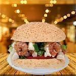 21 - Sanduíche camarão especial Come Lanches