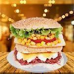 32 - Sanduíche brasileirão especial Come Lanches