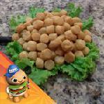 Fritas ou mandioquinha Come Lanches