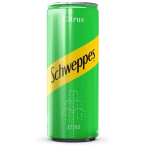 Schweppes Lata Dom Bacon