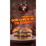 Dom Bacon web app Dom Cheese JR em Dobro