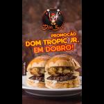 Dom Bacon web app Dom Tropic JR em Dobro
