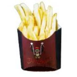 Dom Bacon web app Batata frita