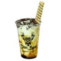 Dom Bacon web app Milkshake de creme