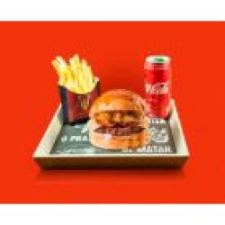 Dom Bacon web app Combo Dom Tropic + Bebida + Batata Frita