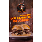 Dom Bacon web app Dom Infarto JR em Dobro