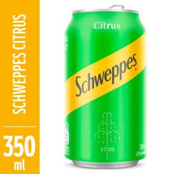 Elshaday Lanches e Pratos web app SCHWEPPES CITRUS