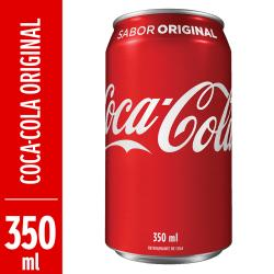 COCA COLA 350 ML Elshaday Lanches e Pratos