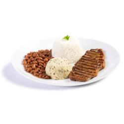 BIFE SIMPLES Elshaday Lanches e Pratos