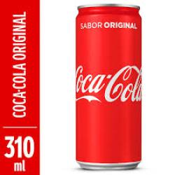 Elshaday Lanches e Pratos web app COCA COLA 310 ML