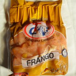 Pacote espeto frango 1 kg  Espetinhos.com