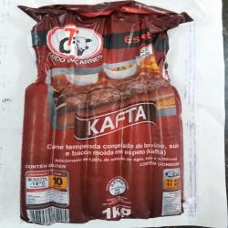 Pacote espeto kafta 1 kg Espetinhos.com