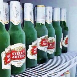 Estupidas Cervejas Delivery web app Stella Long Neck 275 ml (6 Garrafas)