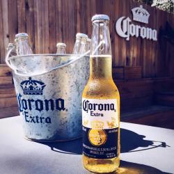 Estupidas Cervejas Delivery web app Coronas Long Neck 330 ml (6 Garrafas)