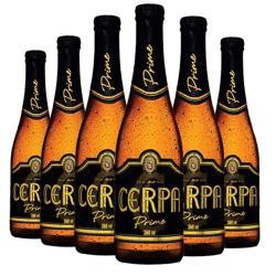 Estupidas Cervejas Delivery web app Cerpa Prime long neck 350ml (6 garrafas)