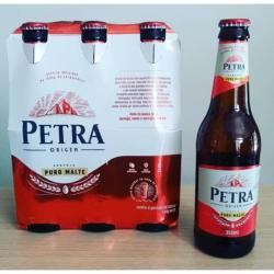 Estupidas Cervejas Delivery web app Petra Puro malte (6 garrafas)