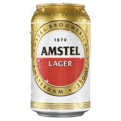 Estupidas Cervejas Delivery web app Amstel