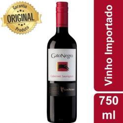 Estupidas Cervejas Delivery web app Gato Negro Cabernet sauvignon 750 ml (CHILE)