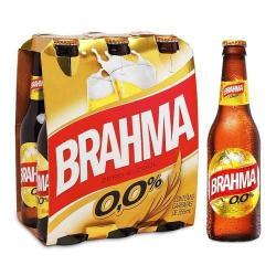 Estupidas Cervejas Delivery web app Brahma Chopp zero álcool (6 garrafas 355 ml)