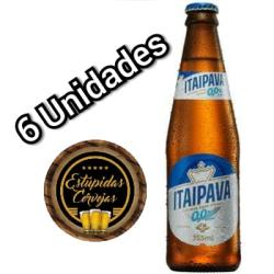 Estupidas Cervejas Delivery web app Cervejas Itaipava 0,0% álcool long neck (sem álcool)