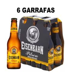 Estupidas Cervejas Delivery web app Eisenbahn Pilsen long neck (6 garrafas)