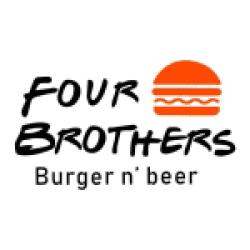 Four Brothers Burger N' Beer de Franca - aplicativo e site de delivery criado pela cliente fiel
