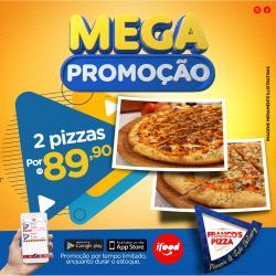 Franco's Pizza web app 2 PIZZAS GRANDES POR 89,90