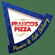 francos_pizza site web app
