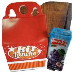 Lanche Kids Biel Burger