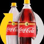 Coca- Cola RETORNÁVEL 2lts Biel Burger