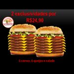 2 EXCLUSIVO EXAGERADO Biel Burger
