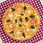 Pizza marguerita Guinness Pizza