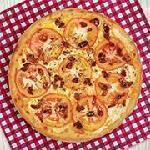 Pizza alho e óleo Guinness Pizza