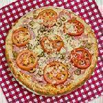Pizza napolitana Guinness Pizza