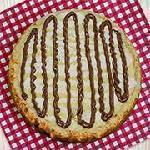 Pizza chocolate Guinness Pizza