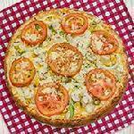 Pizza vegetariana Guinness Pizza