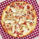 Pizza portuguesa Guinness Pizza