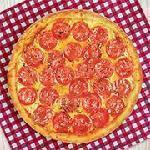 Pizza pepperoni Guinness Pizza