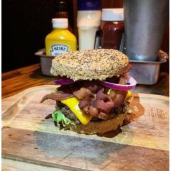 LOWCARB Homes Burger