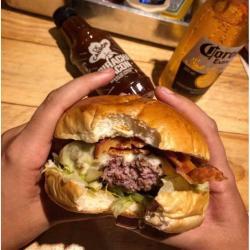 BART Homes Burger