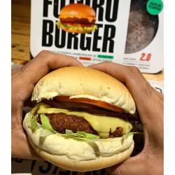 COMBO VEGAN Homes Burger