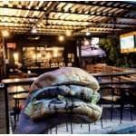 VEGGIE BURGER Homes Burger