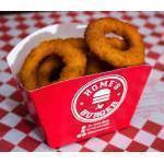 ONION RINGS Homes Burger