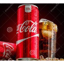 Japa Mix Lounge web app Refrigerante Coca-Cola lata