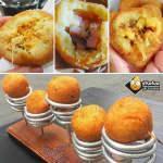 Porção 5 coxinhas mista + refri lata + sobremesa (de acordo com o cliente) Kafua Apaixonados por Coxinhas