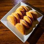 Pastel de Angú (Frango ou Carne) Pizzaria Ki Massa