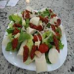 Salada Pizzaria Ki Massa