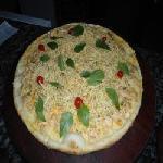 Strogonoff de frango Pizzaria Ki Massa