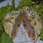 Cheddar burger forneria picanha Pizzaria Ki Massa